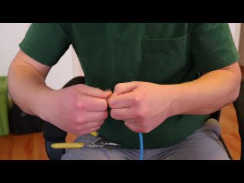 How To Make Internet Cable RJ45