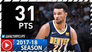 Jamal Murray Full Highlights vs Pelicans (2017.11.17) - 31 Pts, Assassin!!