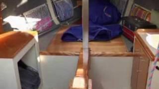 Cape Henry 21 cutter epoxy/wood mt. 6.50