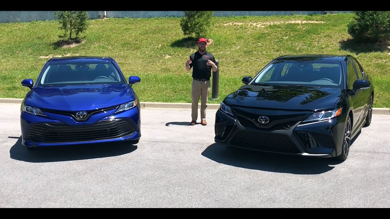 2018 toyota camry se le sneak preview oxmoor toyota in louisville ky