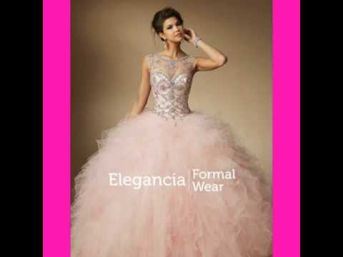 video:quinceanera dresses dallas Elegancia Quinceanera