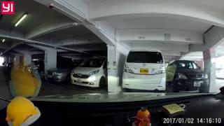 停車場系列 - 荃灣多層停車場 (入)