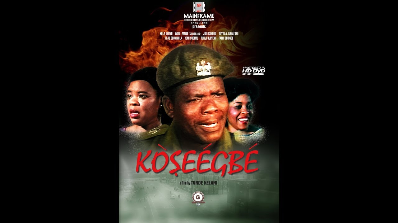 Download KÒṢEÉGBÉ (1995)  -  A TUNDE KELANI CLASSIC MOVIE