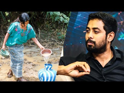 """There is no water to clean our ass, How to do Agriculture?"" 