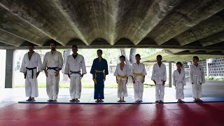 Judo Club UCV - Exhibición