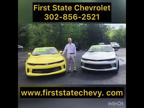 First State Chevy S Hot Camaro Special Youtube