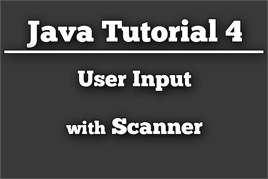 Do While User Input in Java?
