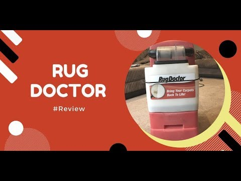 Rug Doctor Hire