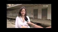 """RSI """"Il Quotidiano"""": Verschiebung Bahnhofkiosk Lugano durch Iten AG"""