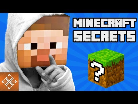 9 DARK SECRETS About Minecraft Mojang Tried To Hide