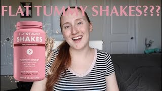 Flat Tummy Shakes HONEST Review - Would I Recommend?