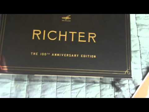 Richter The 100th Anniversary Edition - Unboxed