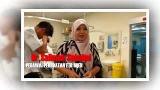 Program Penempatan Wajib Kump.2 - Emergency Department Hospital Queen Elizabeth II
