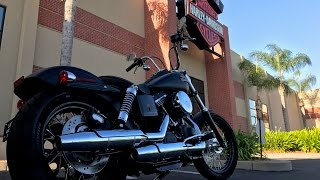 2017 Harley-Davidson Dyna Street Bob (FXDB)│Review & Test Ride│All the Details