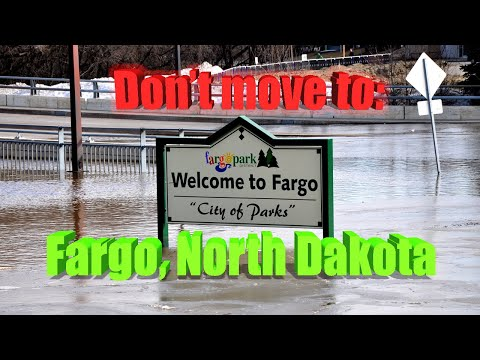 Top 10 Reasons NOT to Move to Fargo north Dakota.