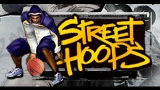 Street Hoops - AINT NO HOT SAUCE BIH