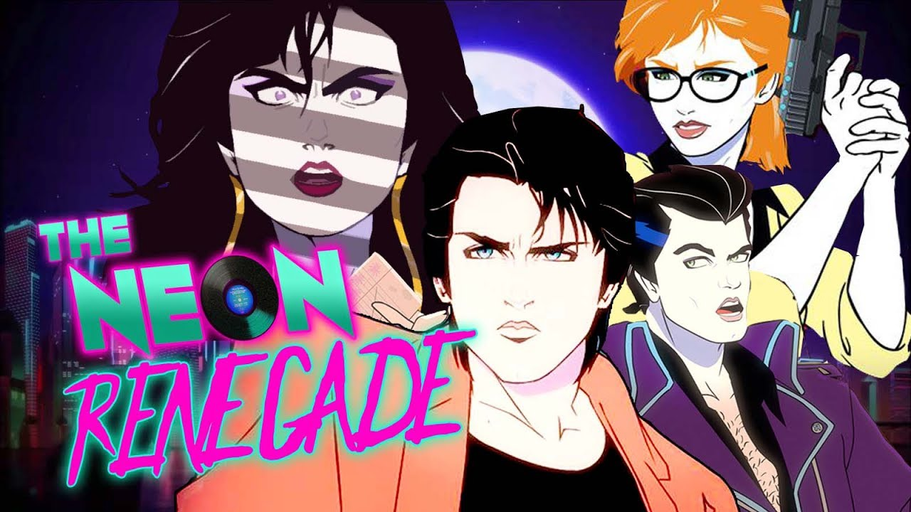 Download NEW RETRO: Moon Beam City review // The Neon Renegade