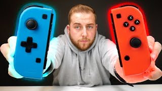 I Bought FAKE $20 Nintendo Switch Joy-Cons And They Work