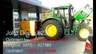John Deere 6230 Traktor-Tuning by allcartuning.com