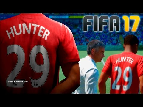 SOY ALEX HUNTER | FIFA 17 DEMO El Camino | GAMEPLAY MODO HISTORIA
