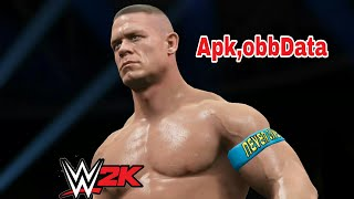 WWE 2K V1.1.8817 Apk + Data Download for android in Hindi