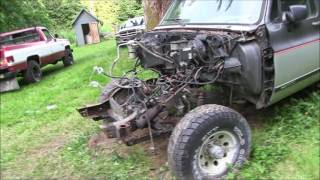 Chevy S10 First Generation Square Body Front End Swap Mp3 Download