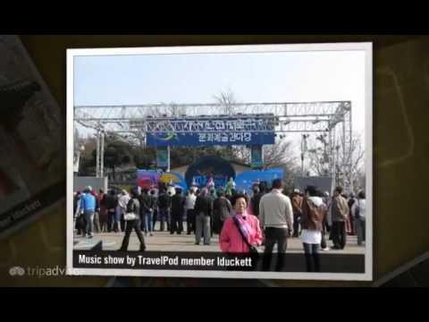 """""""Korea's Chinatown"""" Lduckett's photos around Incheon, Korea Rep. (china town picture in seoul)"""