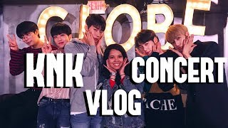 KNK IN LOS ANGELES VLOG