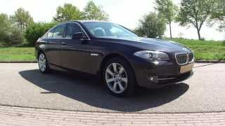 2013 BMW 520d Walkaround