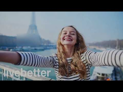Música Francesa Instrumental Alegre Actual - Música de Francia para Escuchar Trabajar - Jazz Frances