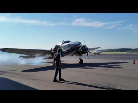 Lockheed electra first startup