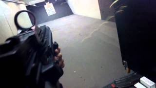 Google Glass At The Gun Range