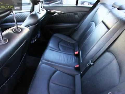 2004 mercedes benz e class 4dr sdn 3 2l palm desert for Mercedes benz palm desert
