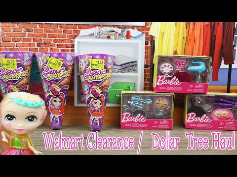 Repeat Walmart Clearance \ Dollar Tree finds by CrazeeToys