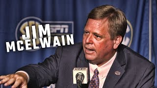 Florida head Coach Jim McElwain on scheduling LSU for Homecoming and being