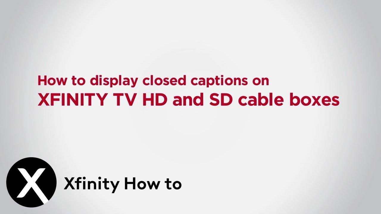 Closed Caption Samsung Tv 3