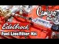 70 Camaro SS Project | Edelbrock Fuel Line Kit
