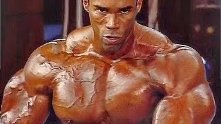 Kevin Levrone Posing at 260lbs - His Heaviest Competition Weight Ever