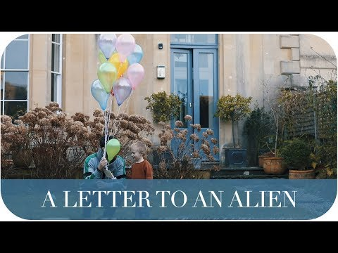 A LETTER TO AN ALIEN   THE MICHALAKS