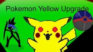 Pokemon Yellow Upgrade - Pokemon Yellow Upgrade #1 PETA - User video