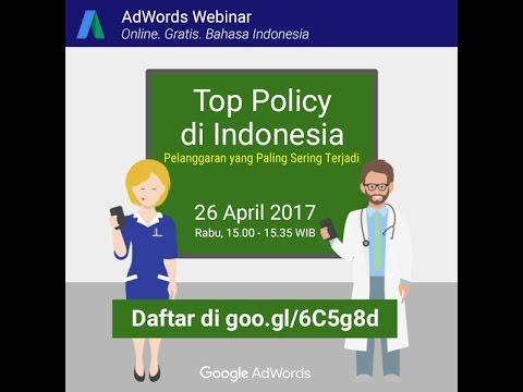 Top Policy di Indonesia