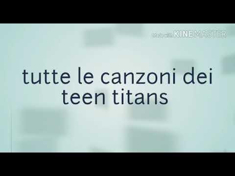 Tutte le canzoni dei teen titans youtube - Tutte le canzoni dei gemelli diversi ...