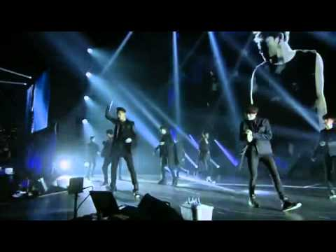 [02] EXO - Let Out The Beast [Present in The Lost Planet Concert]