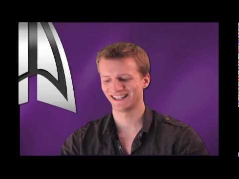 Cast Interview - Ben Johnson (Jaryn)