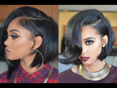 cute short bob hairstyles and haircuts