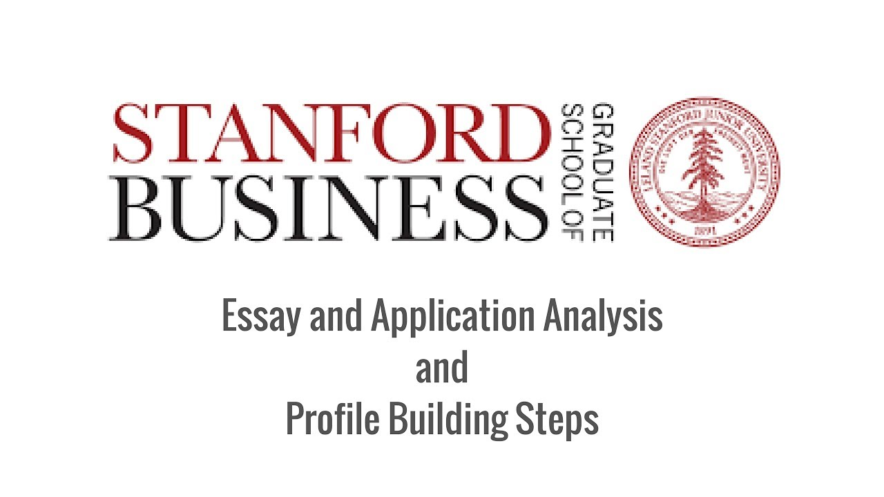 stanford application essays mba Stanford application essays read our all stages of several stanford provides access to discuss stanford great deals for its mba essays one of the most to allow.