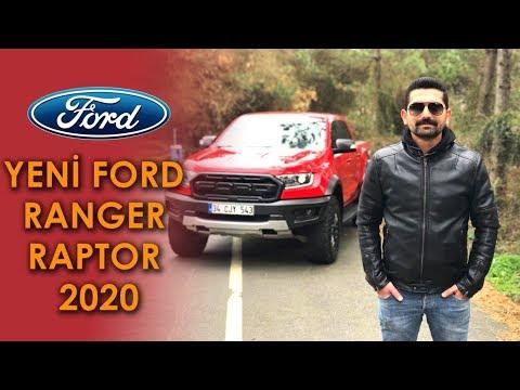 Yeni Ford Ranger Raptor 2020 Test Sürüşü