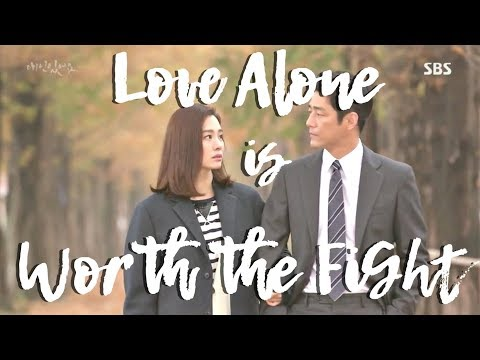 I Have a Lover || L O V E Alone  is Worth the Fight || 김현주 × 지진희 ᴴᴰ