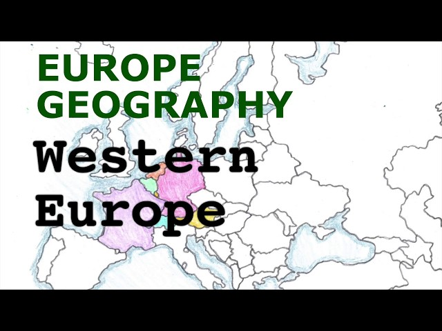Europe Geography Song, Western Europe