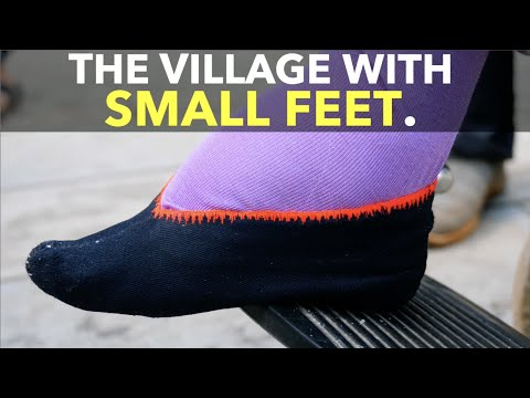 The Village With Small Feet